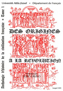 Des origines a la revolution